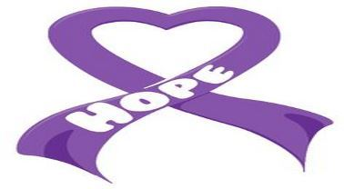 Relay Hope ribbon