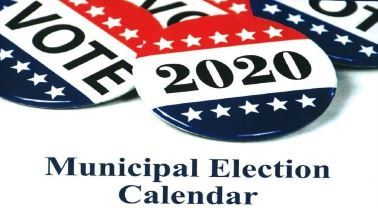 2020 municipal election graphic