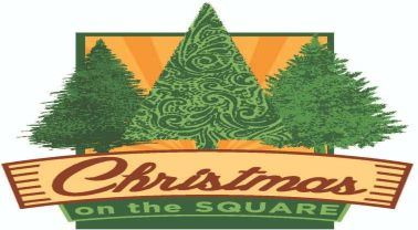 Christmas on The Square logo