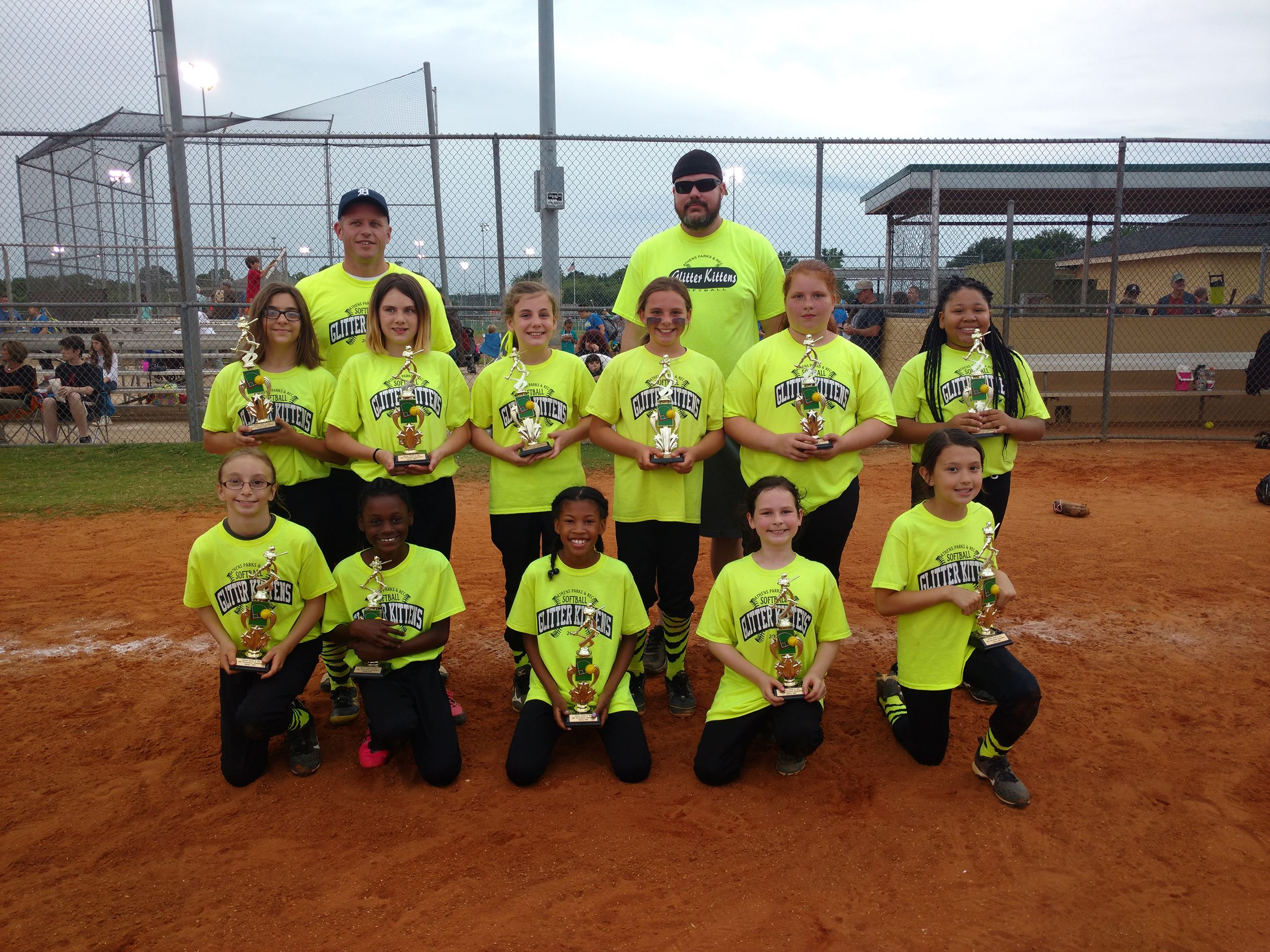2017 Youth Softball 10U Champs