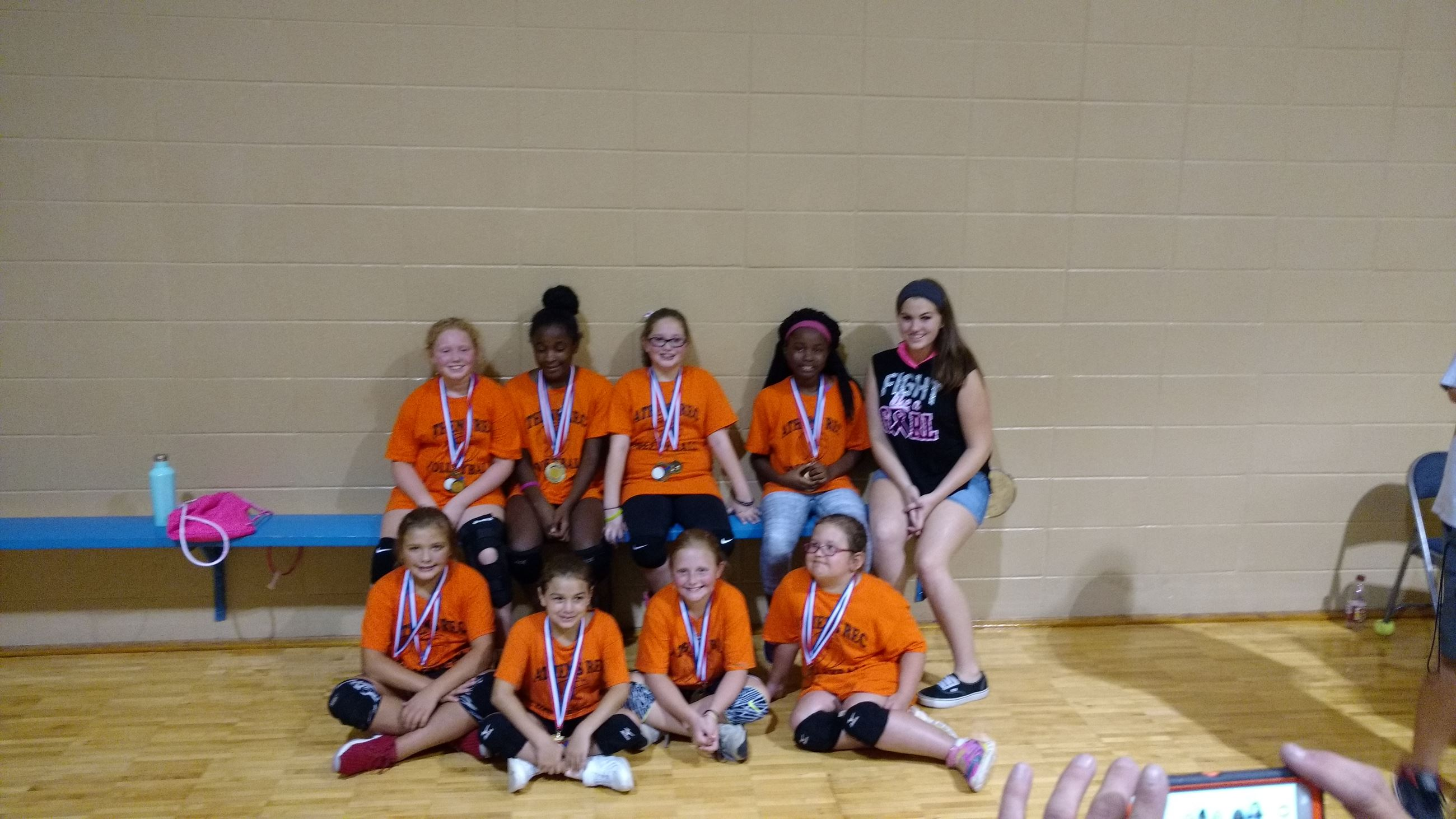 2016 Youth Volleyball