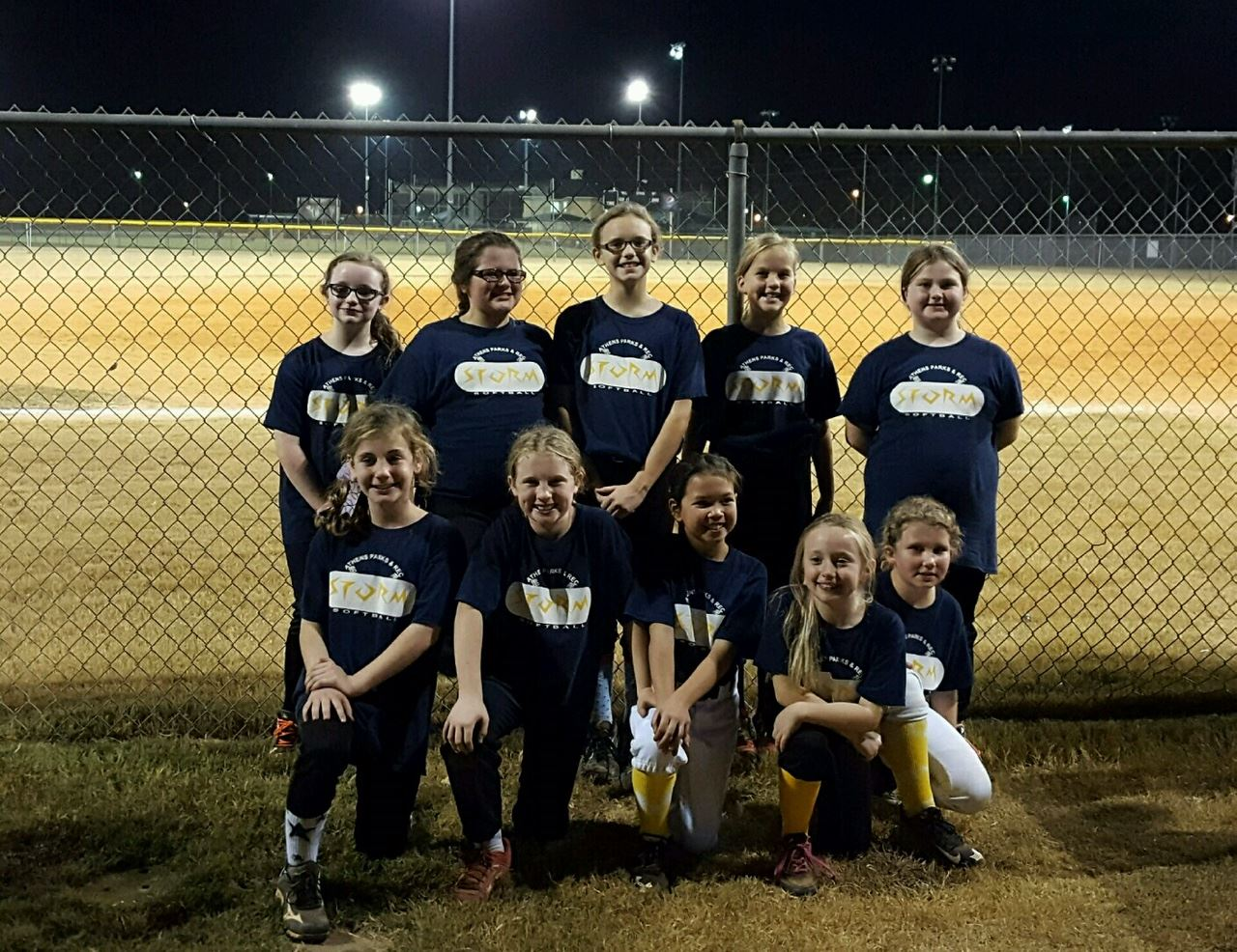 Fall 2016 Youth Softball-Team Storm