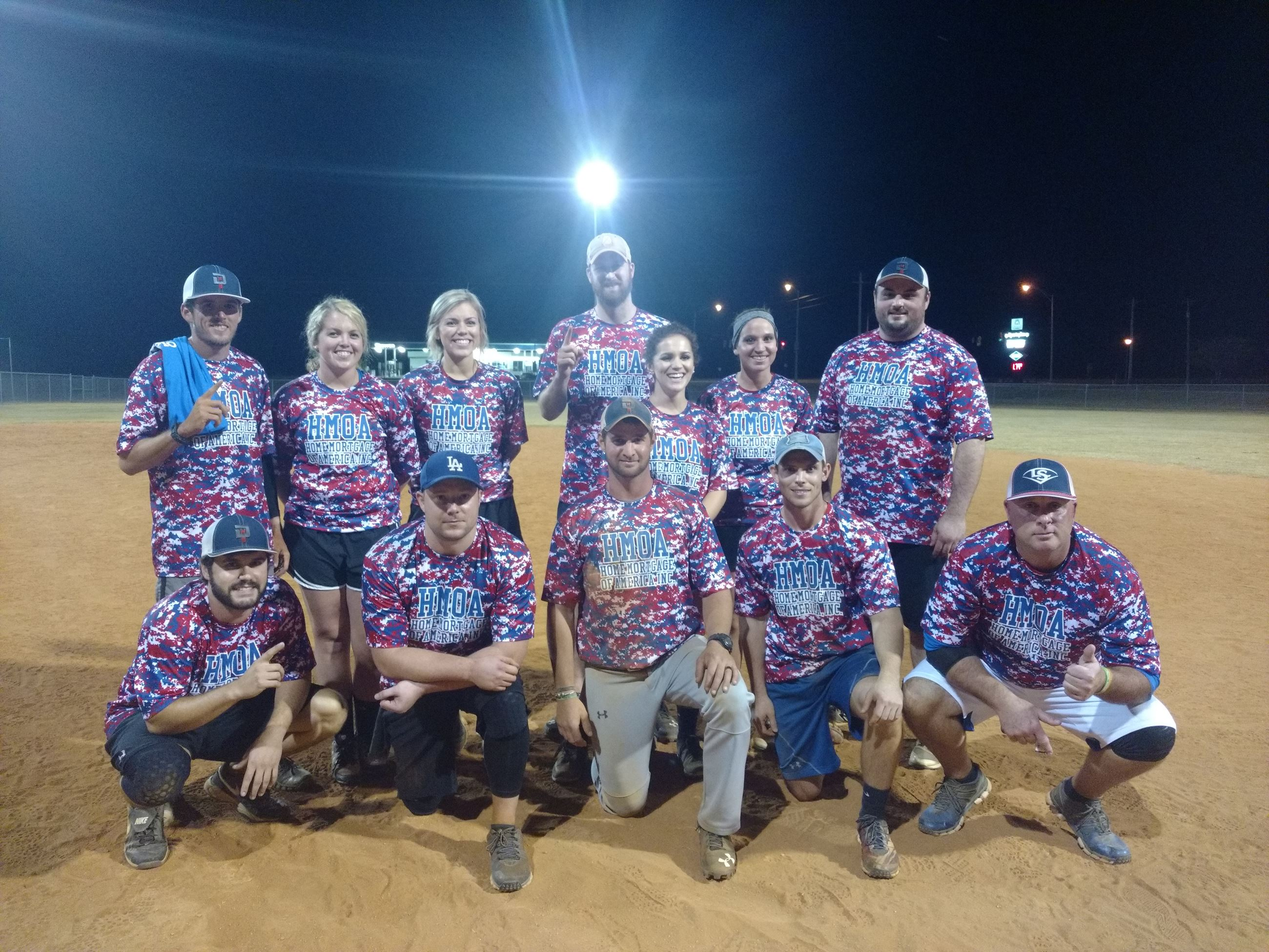 Home Mortgage of America - 1st Place Season and Tournament